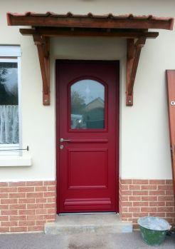 Installation de portes d 39 entr e chanot sarl amiens for Reparation porte d entree